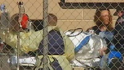 Raw: NM School Shooting Victims Hospitalized