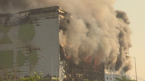 Deadly Fire Hits Gimpo Warehouse