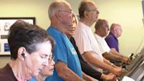 Seniors encouraged to exercise, stay fit