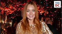 It's Pretty Obvious You Photoshopped Your Butt In This Picture, Lindsay Lohan