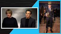 The Zoolander 2 Cast Reviews IRL Men's Fashion, and It's Everything You Could Ever Wish For