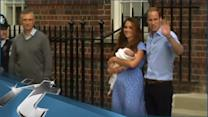 Finance Latest News: Kate Middleton Delivers the Royal Baby