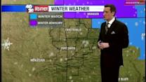 Drew's Weather Webcast3, MAR 20