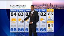 Kaj Goldberg's Weather Forecast (Aug. 17)