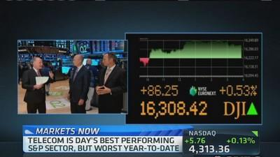 Fundamentals driving the market: Strategist