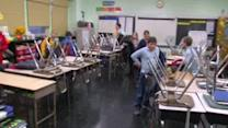 Some schools finally reopen for the first time after Superstorm Sandy