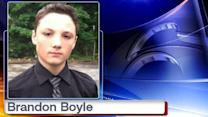 Crews resume search for Brandon Boyle in Pennypack Creek