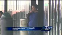 Lawmakers may consider tobacco tax hike proposal