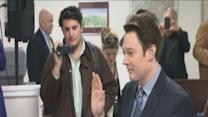 Raw: Clay Aiken Joins NC Congressional Race