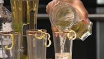 Chef Vanessa Cantave Makes The ST-Germain Cocktail