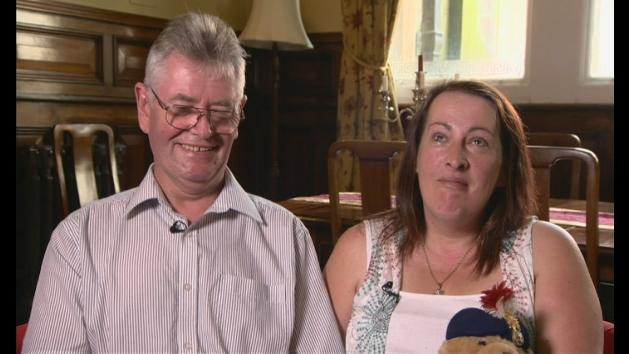 The Rigby family remember soldier Lee