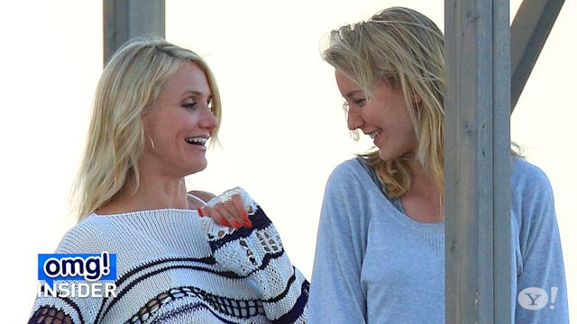 Is That Cameron Diaz or Her Body Double?