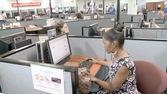 Employment Centers Get Crowded