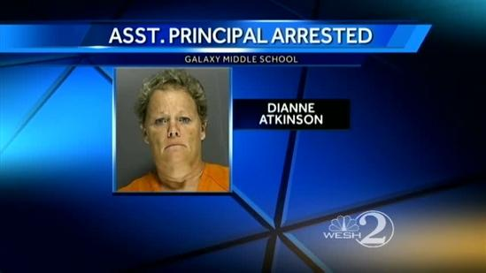 Assistant principal accused of shoplifting in Volusia Co.