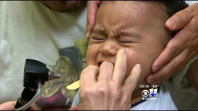 Summertime Spike In Cases Of Hand, Foot And Mouth Disease