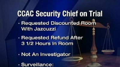 CCAC Security Chief On Trial For Impersonating Officer