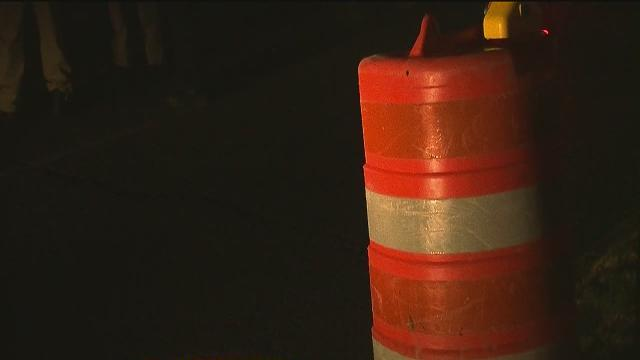 Construction worker hit, killed by oncoming driver