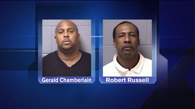 Bonds set for two men in holiday shooting, shoplifting incident