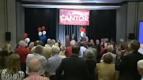 Republican Cantor suffers shocking loss to Tea Party rival