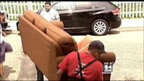 Homeless Families Get Surprise Makeover