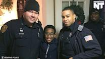 These Cops Replace A Boy's Stolen Xbox