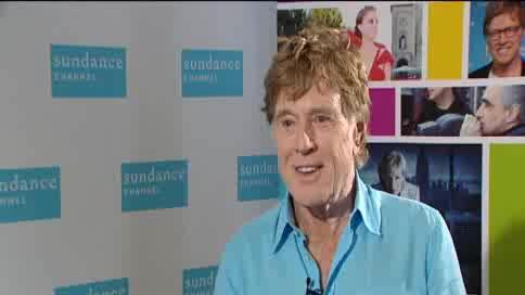 Robert Redford, en Madrid para presentar en Sundance Channel