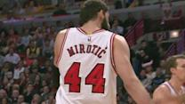 Mirotic Leaves His Mark