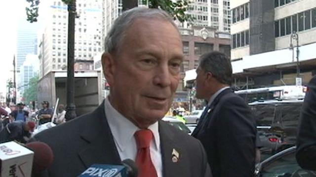 Ricin-Laced Letters Sent to NYC Mayor Bloomberg