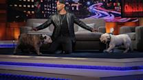 Shemar Moore's Bulldogs Crash The Show