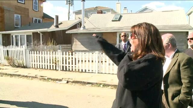 Where`s The Money: Sandy Victims Go Off On Politicians