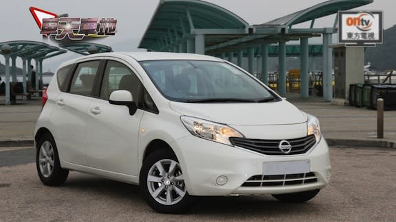 Nissan NOTE DIG-S Green天生載物狂