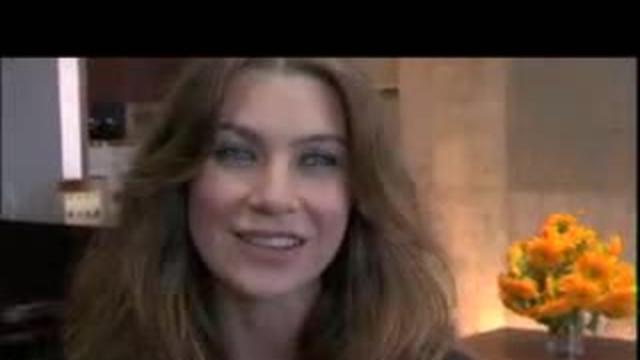 Allure Cover Shoots - Ellen Pompeo's 2006 Cover Shoot