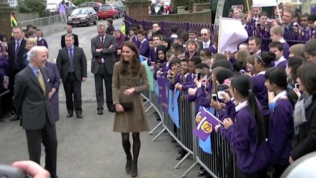 Duchess Kate Visited By Sister Pippa and Brother James in Hospital