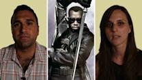 He's Palestinian. She's Israeli. Both Of Them Incorrectly Summarize The Movie 'Blade'