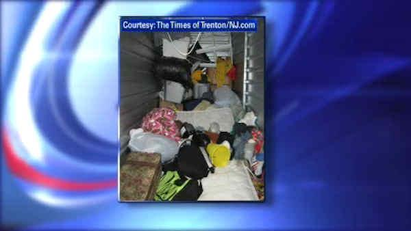 Young boys found living in storage unit