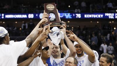 UK Receives East Region Championship Trophy