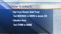 5am: Local ways to donate to Oklahoma