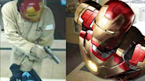 Iron Man Bank Robbery