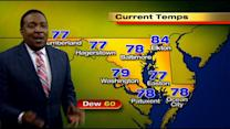 Meteorologist Tim Williams Has Your Monday Afternoon Forecast