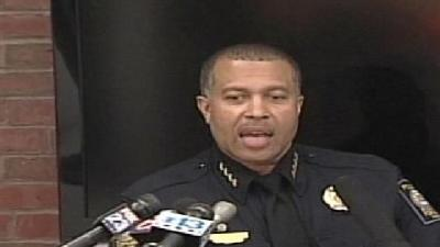 New Police Chief Says He Welcomes Dissent
