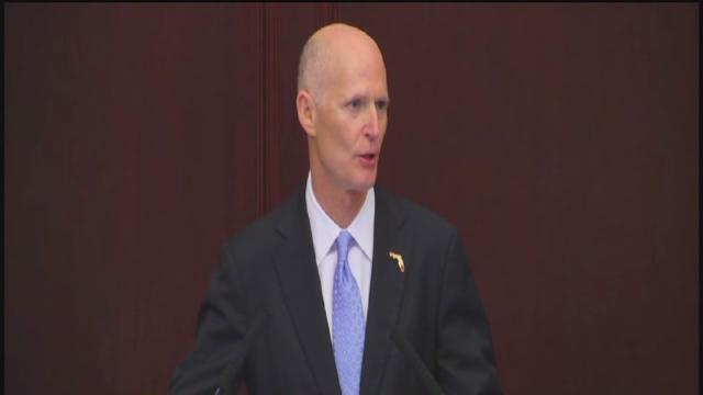 Governor Rick Scott highlights jobs, schools in State of the State of Florida