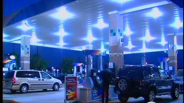 Dramatic spike in gas prices