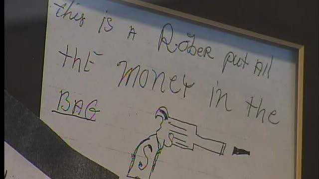 Bank robberies up in Cuyahoga County