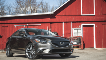 Mazda 6 Review in 60 Seconds - Car And Driver