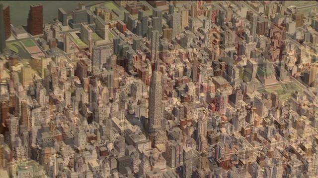 Look: Stunning Pint-Sized Replica of New York City