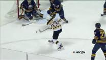 Kelly corrals bouncing puck and scores top-shelf