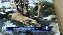 Organization makes disabled man's big-game hunting dream come true