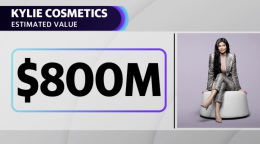 Ulta stock soars 10% thanks to Kylie Jenner's cosmetic line
