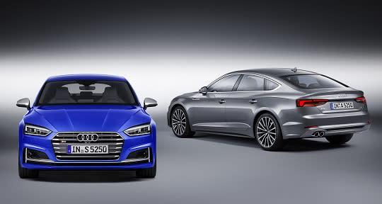美型悍將 Audi RS5 Sportback全球首發
