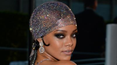 Rihanna Reveals All at Fashion Awards